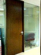 Wooden Doors Glass Doors
