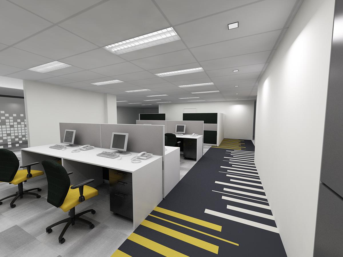open concept office design interiors22 office