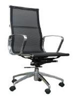 Sleek Modern Mesh Chair