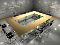 Modular Conference Room Tables