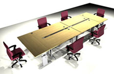 Conference Tables Meeting Table Training Tables - Modular meeting table