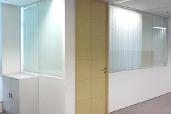 Gypsum Partitions With Glass : Door partition singapore sliding partitions folding