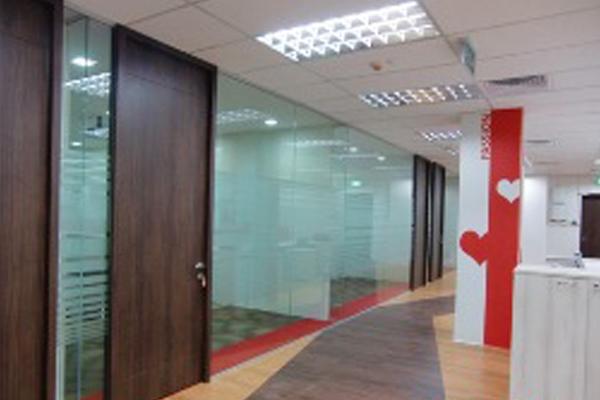 renovation contractors partition ceiling singapore