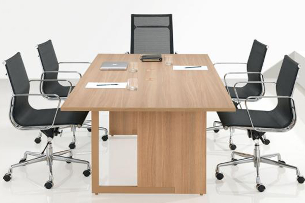 rectangle meeting table