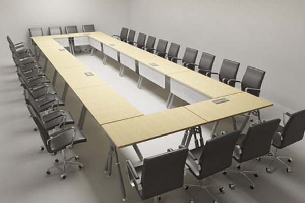 Meeting Tables Conference Tables Singapore Interior Pte Ltd - Modular conference table system